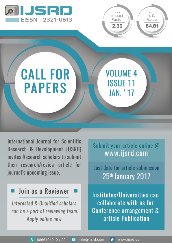 online submission of research paper Submission guidelines : peer review process upload research paper please upload the paper in doc/docx/pdf format only how you know about ijoar.