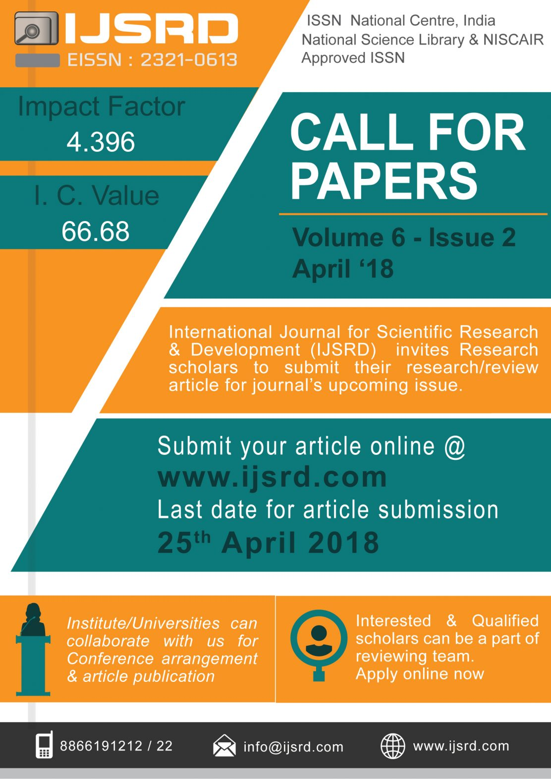 submit the paper Instructions for the submission of papers for review prospective authors are invited to electronically submit full regular papers of their work.